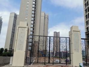 长沙某厂区铁艺大门