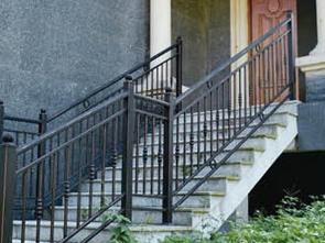 锌钢楼梯护手