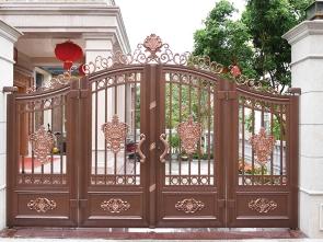 铝艺大门4